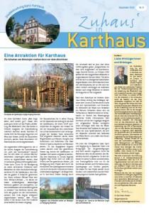Cover Stadtteilzeitung Nr.8