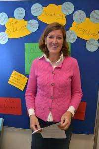 Simone Fritsch ist seit 01. August als Familienlotsin für Karthaus aktiv.