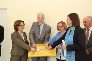 Eröffnung des Kita Neubaus St. Johann am 25.04.2014