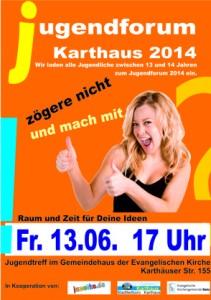 Jugendforum Karthaus 2014_small