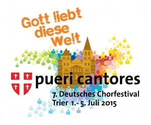 Logo und Slogan Chorfestival