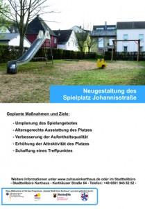 Masttafel_Spielplatz Johannisstraße